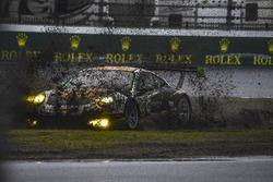 رقم 28 أليغرا موتورسبورتس بورشه 911 جي تي 3 آر: دانيال موراد، جيسي لازار، كارلوس دي كيسادا، مايكل دي كيسادا، مايكل كريستنسن