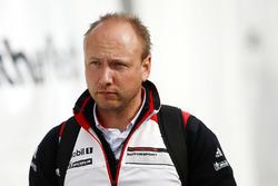 Marco Ujhasi, Head of Porsche GT racing