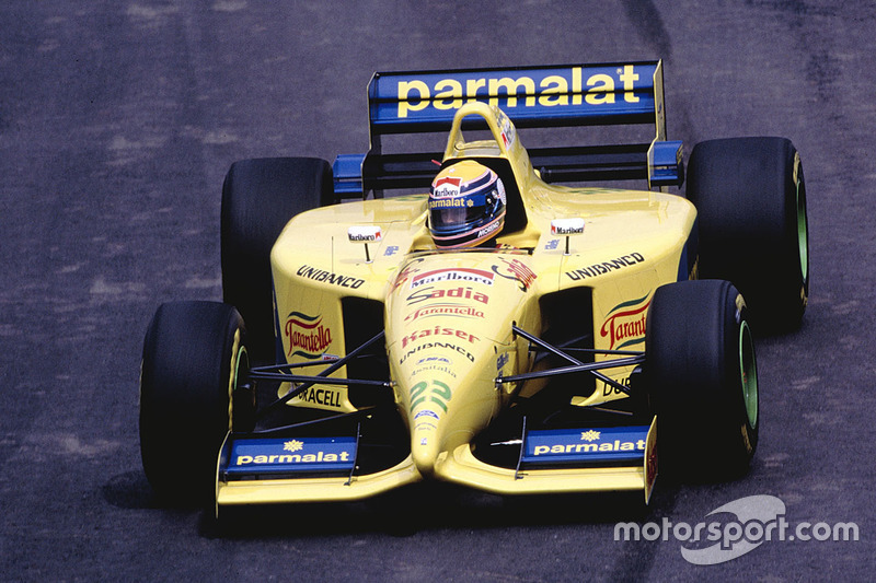 Forti FG01 Ford, 1995 рік