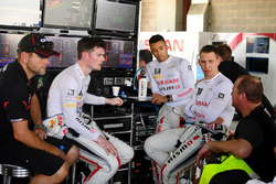 Alex Buncombe, Florian Strauss, Jann Mardenborough, Nissan Motorsport