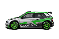 Skoda Motorsport livery unveil