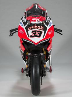 Bike von Marco Melandri, Ducati Team