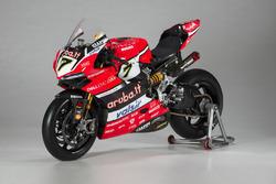 Bike of Chaz Davies, Ducati Team