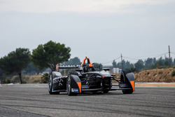 Bono Huis Faraday Future Dragon Racing test