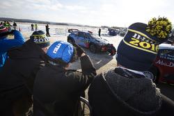 Auto von Dani Sordo, Marc Marti, Hyundai i20 WRC, Hyundai Motorsport