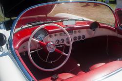 Chevrolet Corvette von 1954