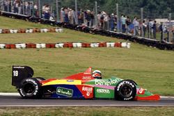 Тео Фаби, Benetton B187 Ford
