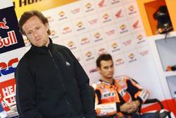 Sete Gibernau, Dani Pedrosa, Repsol Honda Team