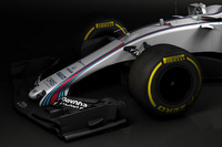 Williams FW40: Frontflügel
