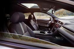 Honda Civic: Interieur