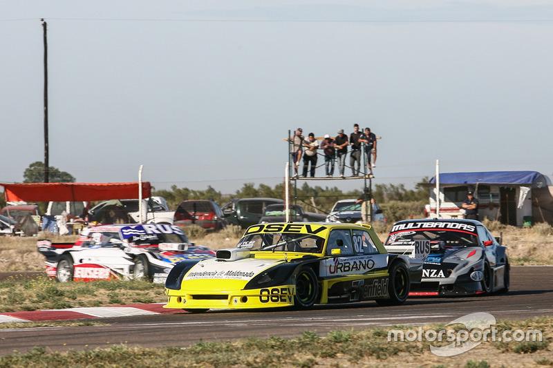 Mauricio Lambiris, Martinez Competicion Ford, Christian Ledesma, Las Toscas Racing Chevrolet, Gabriel Ponce de Leon, Ponce de Leon Competicion Ford