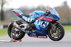 Bike of Michael Dunlop, Suzuki GSX-R1000