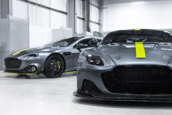 Aston Martin lancering AMR-label