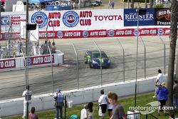 Celebrity race practice