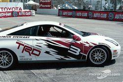 Celebrity race race: Patrick Stewart