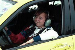 Pre-race ceremony: CART pace cars
