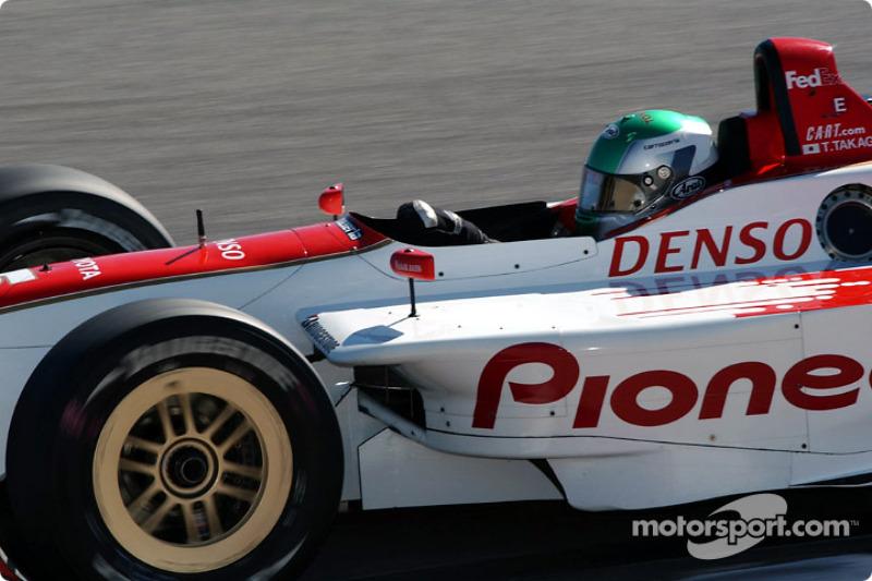 2003: Тора Такаги (5-е место)