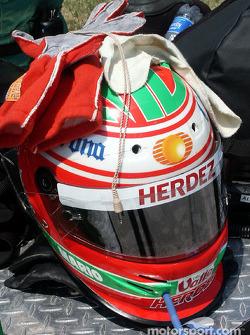Adrian Fernandez et Michael Andretti