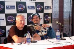 Scott Riggs et Greg Biffle