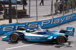 Patrick Carpentier in trouble