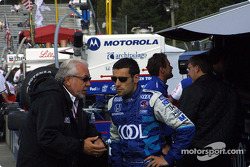 Chris Pook and Dario Franchitti