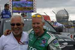 Chris Pook and Paul Tracy