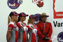 ThLee podium: L'attente des futurs vainqueurs