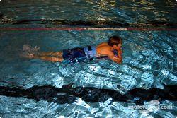 Aqua-terapia de Adrián Fernández
