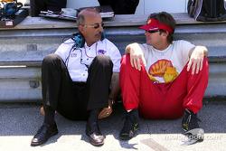 Bobby Rahal and Jimmy Vasser