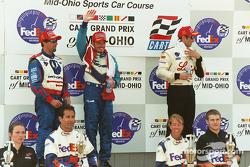 Patrick Carpentier the winner