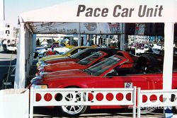 Les pace cars CART