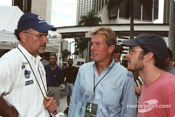 Green, Pollock and Villeneuve