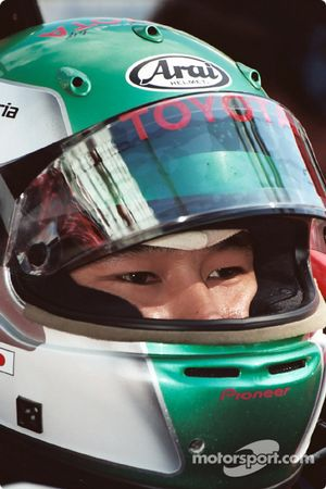 Tora Takagi focuses on the job
