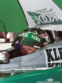 Paul Tracy hides away