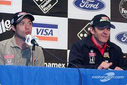 Conferencia de prensa: Luis Díaz y Adrián Fernández