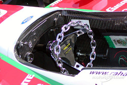 Nuevo volante para Michel Jourdain Jr.