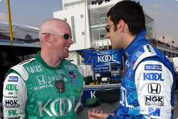 Paul Tracy y Dario Franchitti