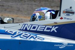Paul Tracy off the track