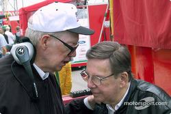 Paul Newman ve Carl Haas