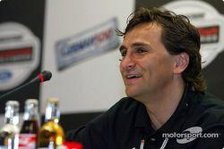 Conferencia de prensa: Alex Zanardi