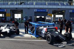 Champcars kommen am EuroSpeedway Lausitzring an