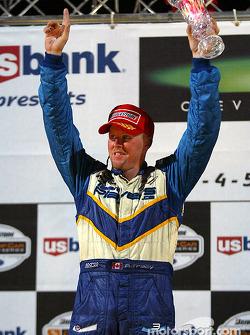 Le podium: Paul Tracy