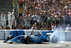 Burn out for Paul Tracy