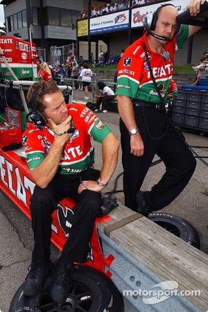 Les membres de l'équipe Fernandez Racing