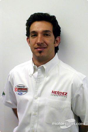 Roberto Gonzalez, débutant en ChampCar, pilotera la Herdez Competition n°4 à Mexico