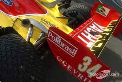 Conquest Racing car