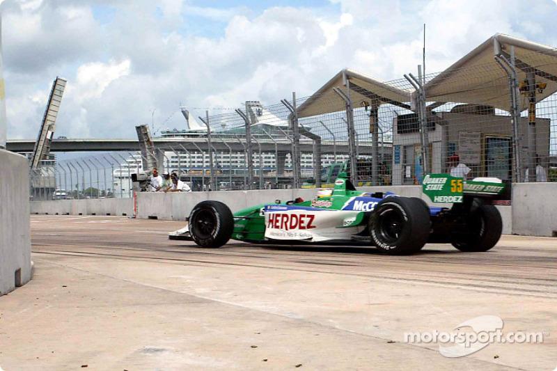 Серия Champ Car в начале двухтысячных
