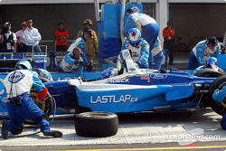 Pitstop de Paul Tracy