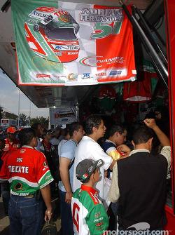 Área de comercialización Fernández Racing
