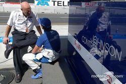 Paul Gentilozzi talks with Alex Tagliani